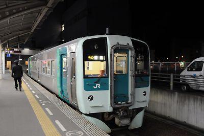 1500形(高松駅)
