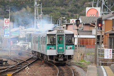 JR四国・高徳線4309D(引田駅)