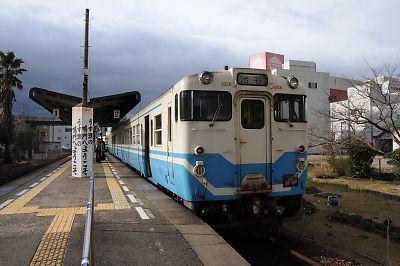 キハ47(鳴門駅)