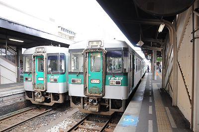JR四国1200(徳島駅)