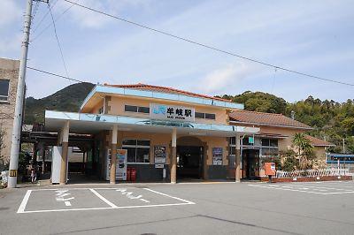 牟岐線・牟岐駅