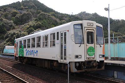 ASA301形(海部駅)