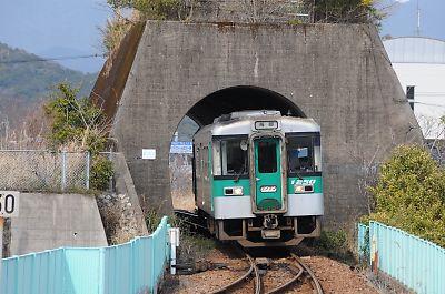 JR四国1200形(海部駅)