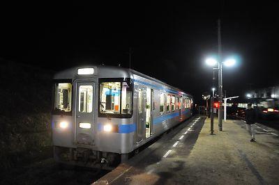 土讃線4256D(讃岐財田駅)