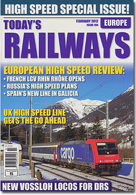 Today's railways Europe 2012/02 No.194