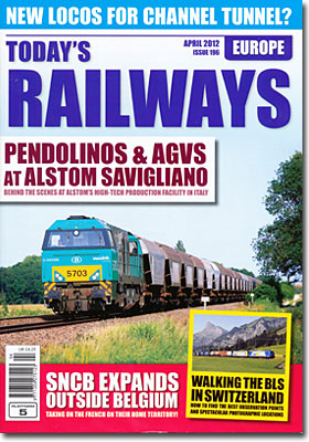 Today's railways Europe 2012/04 No.196