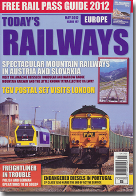Today's railways Europe 2012/05 No.197