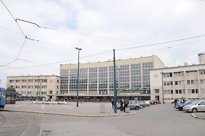 サラエボ駅