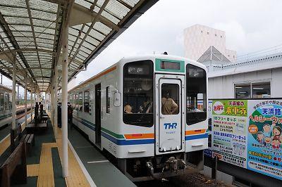 天竜浜名湖鉄道・掛川駅