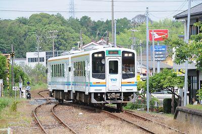 天竜浜名湖鉄道(桜木駅)
