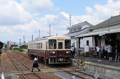 天竜浜名湖鉄道・遠州森駅