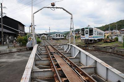 天竜浜名湖鉄道・天竜二俣駅