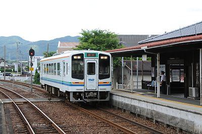 天竜浜名湖鉄道・三ケ日駅