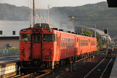 八戸線の国鉄色キハ40系