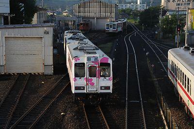 三陸鉄道・北リアス線