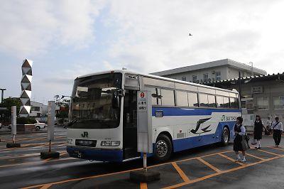JRバス東北「白樺号」(久慈駅前)