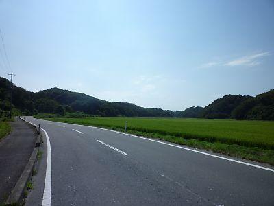列車代行自転車の戻り(石巻→仙台)