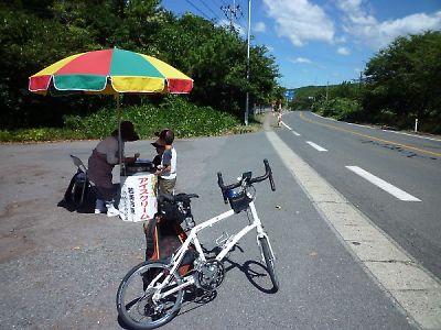 日本海&鳥海山眺望ツ-リングbyダホン・ダッシュx20