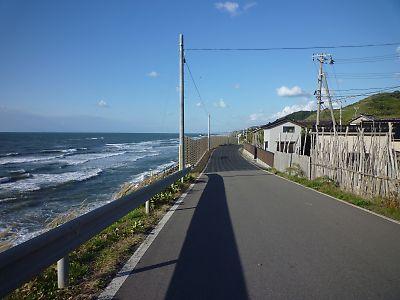 羽後本荘駅~秋田駅ツーリングbyDahon-dash-X20