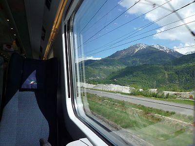 EC39(ジュネーブ→ミラノ)