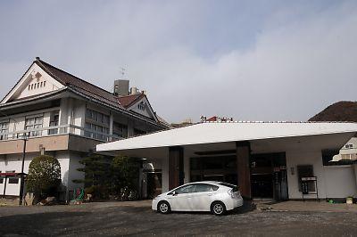 飯坂温泉・伊勢屋