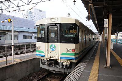 阿武隈急行8100形電車(福島駅)0