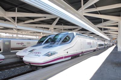 スペイン新幹線AVE