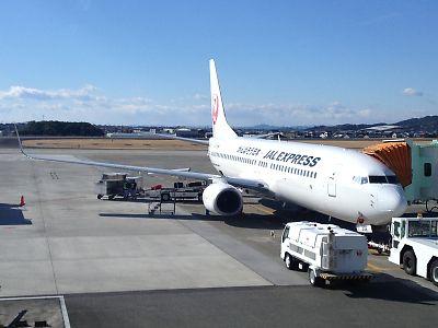 初の飛行機輪行(羽田・高知)by DAHON DASH X20