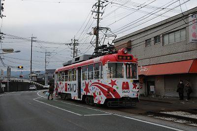 土佐電鉄・船戸