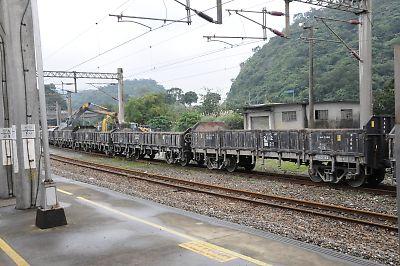 台湾の貨車