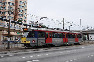 香港・軽鉄(元朗-大棠路)