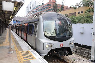 海外の鉄道】[香港]MTR東鉄線で...