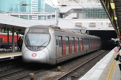 MRT 東鉄線(沙田駅)