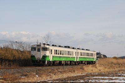 石巻線(前谷地-涌谷)