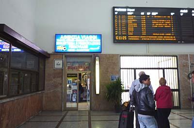 ヴェンティミーリア駅
