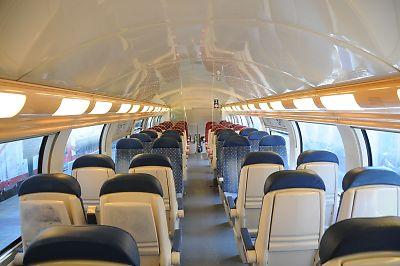 SNCF・Z23500交直流電車車内