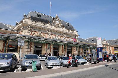 Nice ville駅