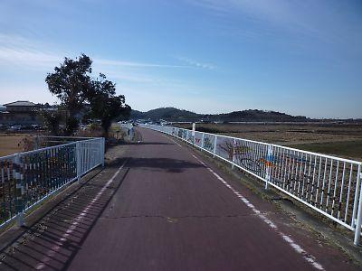 つくばりんりんロード(岩瀬→土浦)by DAHON Dash X20