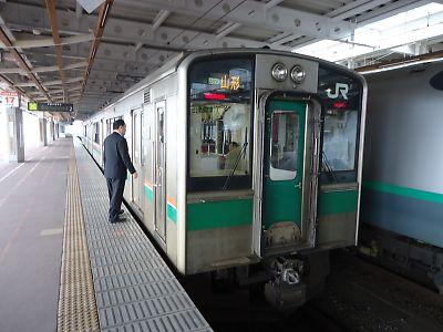 奥羽本線701系(標準軌)