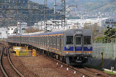 南海電鉄6200系