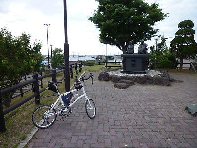 【自転車】[輪行]津軽半島縦断その1(新青森/小泊)