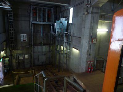 青函トンネル龍飛斜坑線
