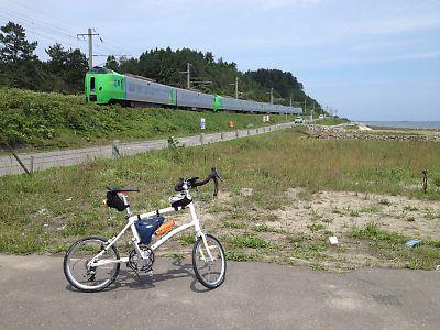 [輪行]津軽半島東側&陸奥湾ツーリングby DAHON Dash X20