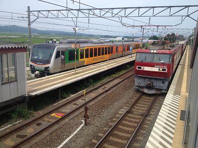 リゾートあすなろ(津軽線・中沢駅)