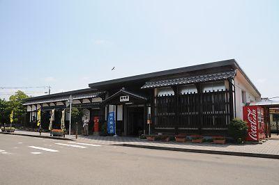みすゞ潮彩・仙崎駅