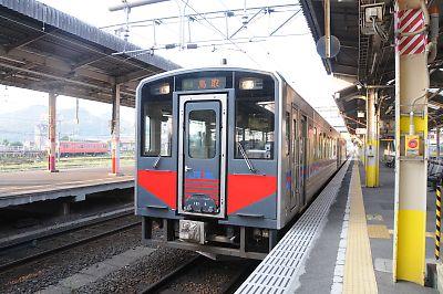 キハ121(米子駅)