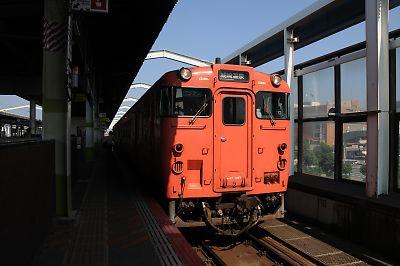 キハ47(鳥取駅)