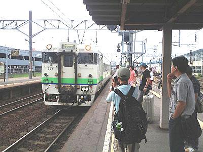 18きっぷで津軽海峡線