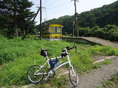 JR江差線・吉堀駅
