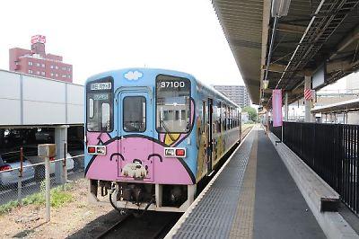 ひたちなか海浜鉄道(勝田駅)